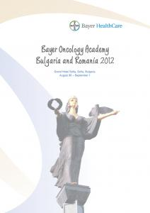 8 BAO 2012 brochure